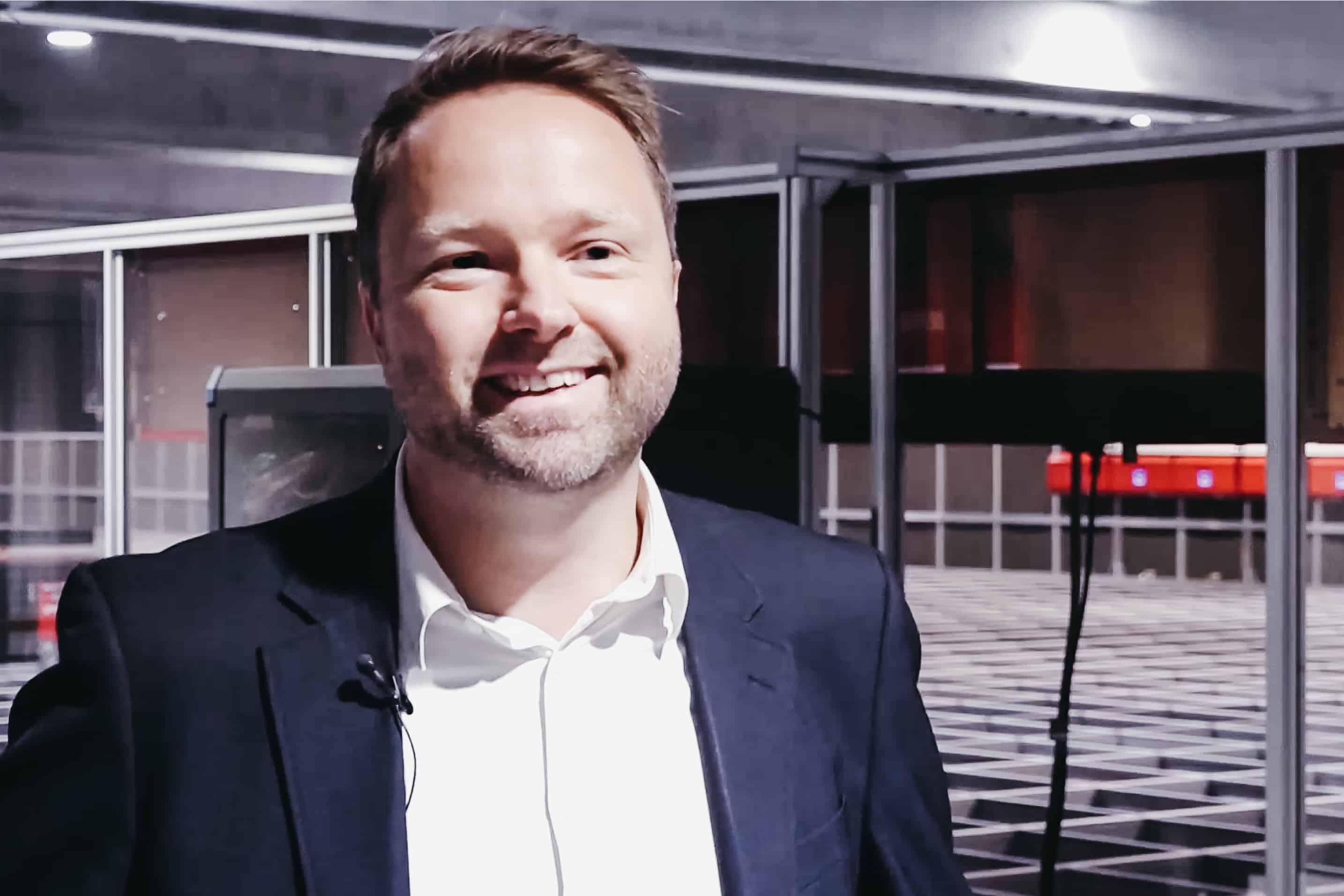 Ivan Jæger Christiansen, Managing Director of Proshop
